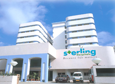 Sterling Hospitals Ahmedabad